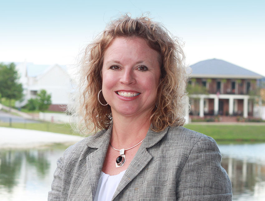 Jennifer M. Atkins, Vice President / Broker of The Waters, AL
