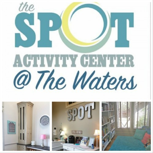 The Spot at The waters