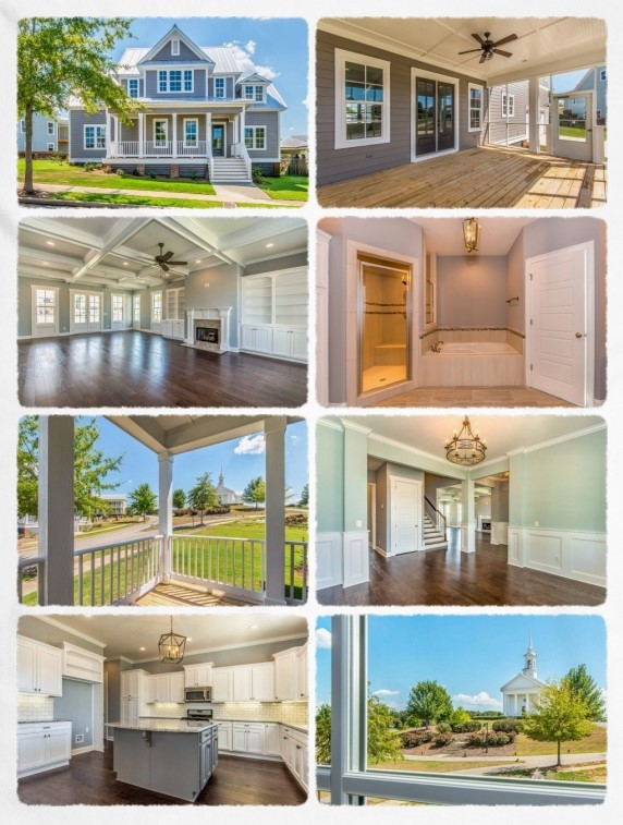New Riverchase Home Chapel Hill Street