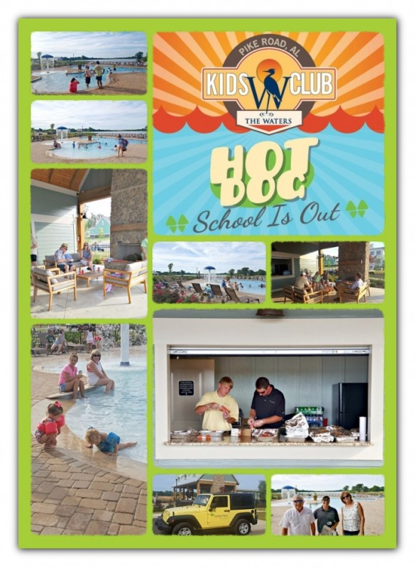 Kids Club at The Waters
