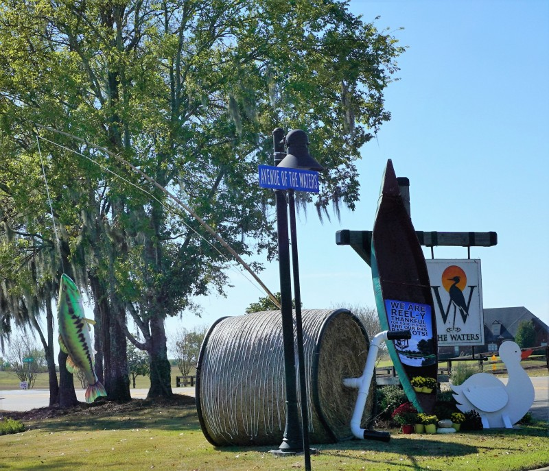 Pike Road Hay Bale Competition
