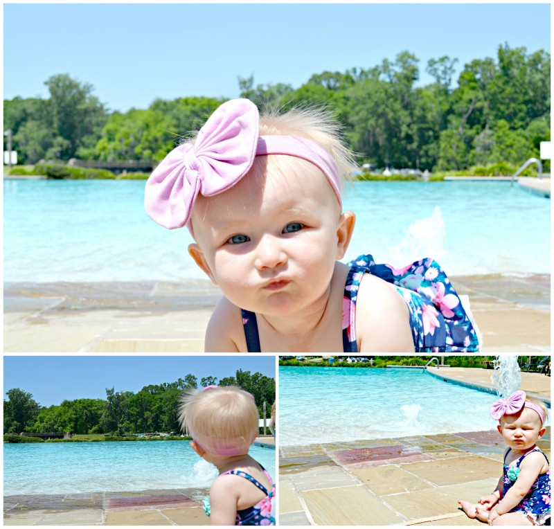 Lucas Point Pool at The Waters