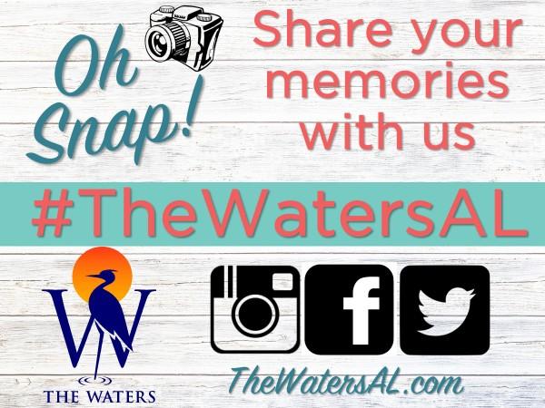 Social Media at The waters