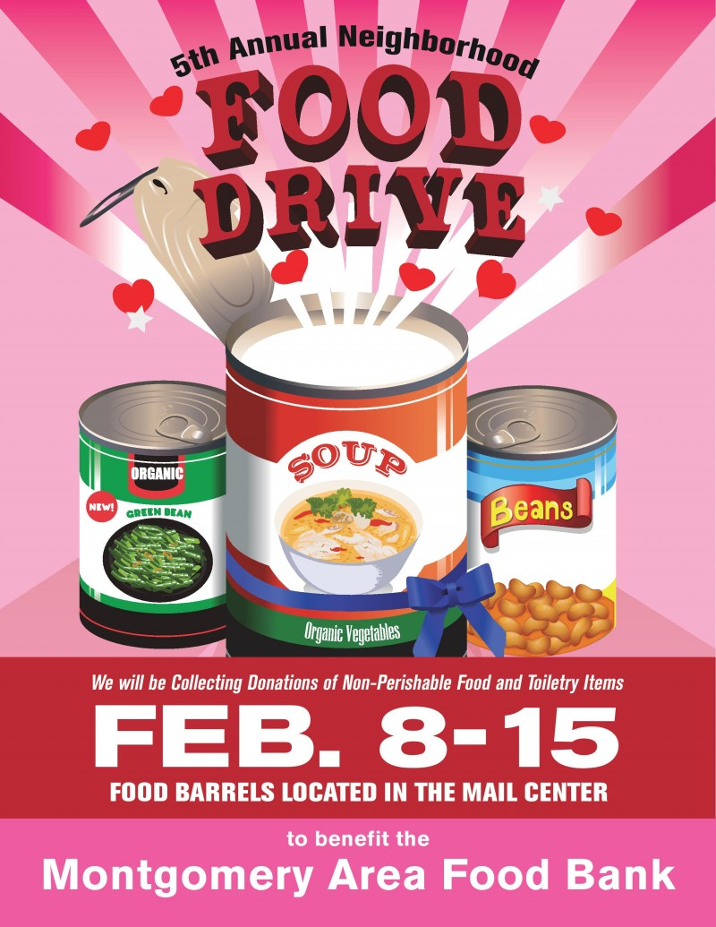 The Waters Food Drive