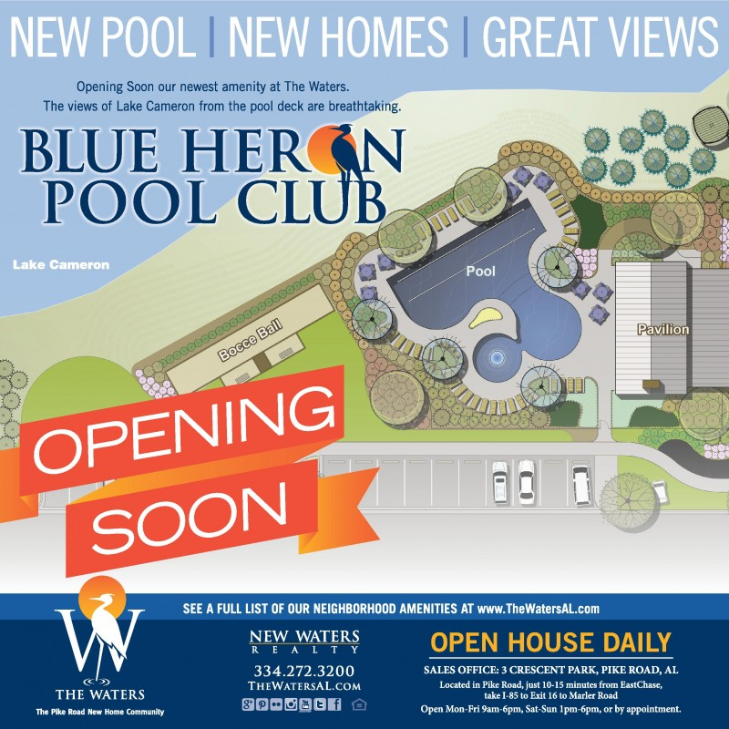 Blue Heron Pool Club