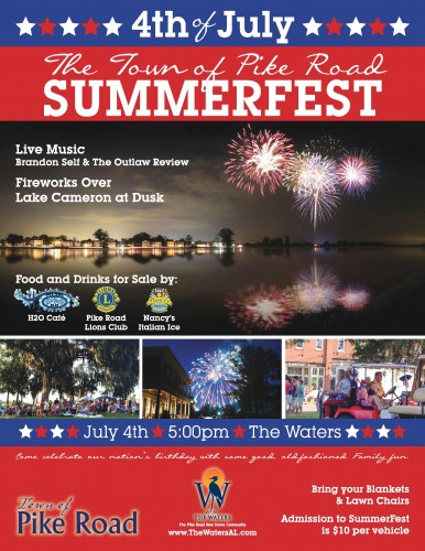 Summerfest at The Waters
