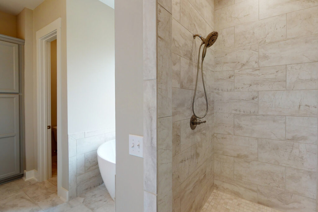 The Pearl | Master Bath Shower