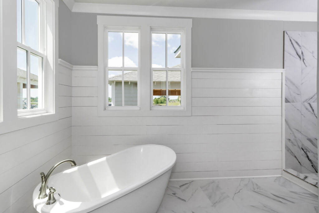 The Lindsey| Master Bath