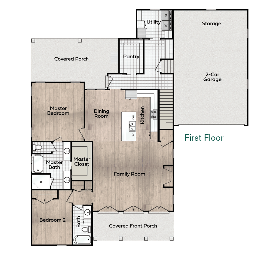 The Mackenzie _ 081221 _ First Floor